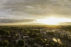 A panoramic view of Brentwood2